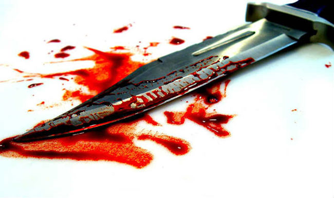 Two persons hacked to death in Goraka Ela
