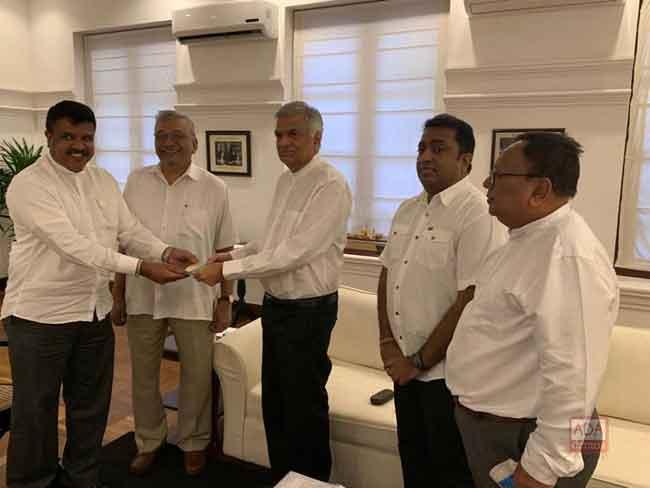 Thilina Bandara Tennakoon joins UNP