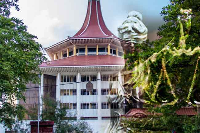 Considering petition against sacking of Ranil set on Jan 07