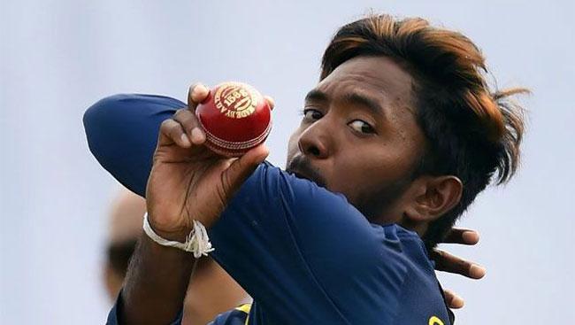 Akila Dananjaya banned over illegal bowling action