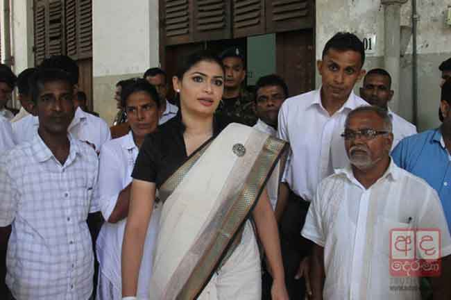 Case against Hirunika set to be heard in March