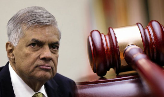 Petition filed seeking Quo Warranto over Ranil's MP seat