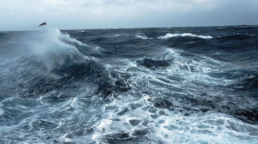 Naval & fishing communities cautioned of gusty winds