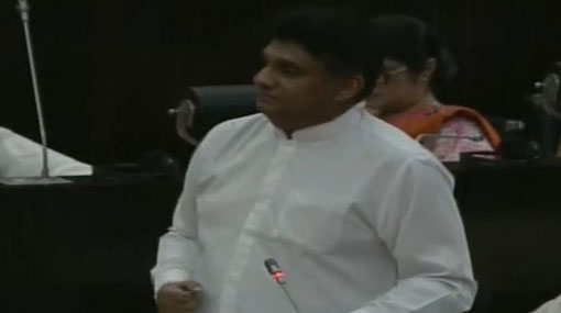 Motion expressing confidence in Ranil presented
