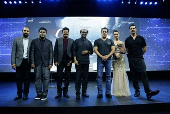 Former Immigrant from Sri Lanka makes India's Most Expensive Movie