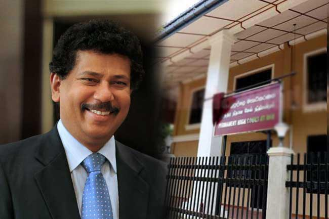 Case against Gamini Senarath postponed to January