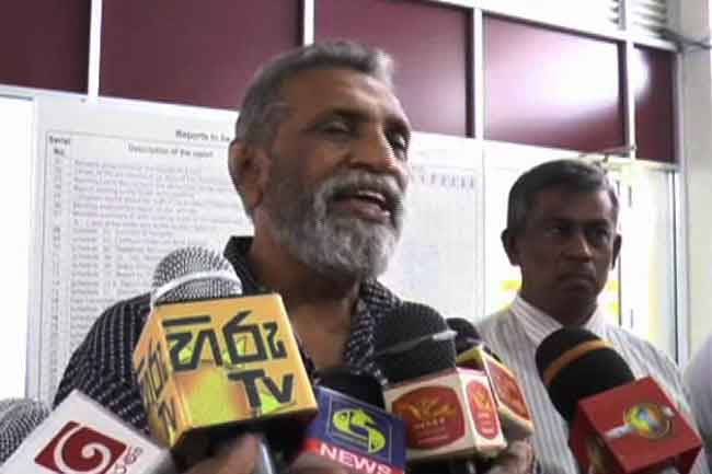 Will consult SC on holding elections – Deshapriya