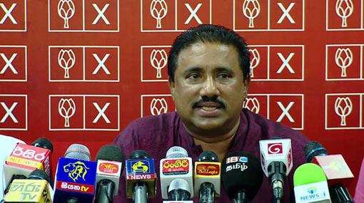Will work for an election as the Opposition – Rohitha Abeygunawardena