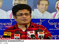 We were up against the CIA and MI6, not Karu and Ranil - Gammanpila (English)