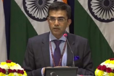 India welcomes the resolution of the political situation in Sri Lanka