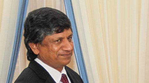 Saman Ekanayake appointed Secretary to PM