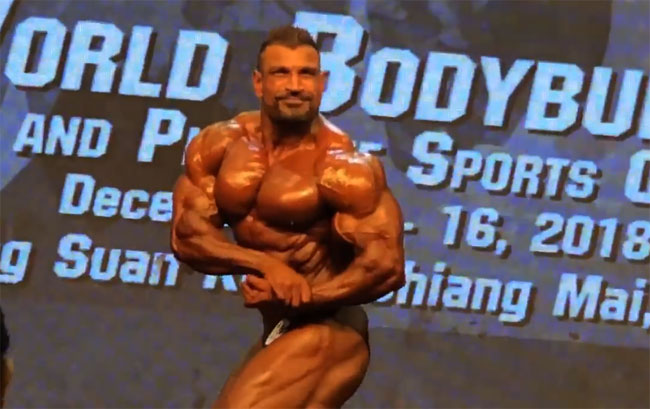 Lucion Pushparaj Wins 10th Wbpf World Championships