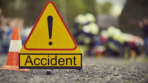 Lorry collides with three-wheeler; one dead, three injured