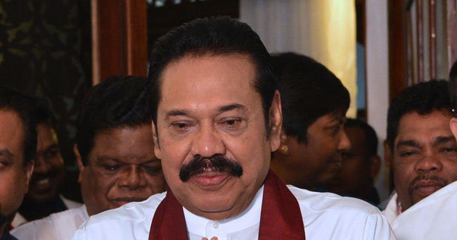 UPFA to nominate Mahinda Rajapaksa as Opposition Leader
