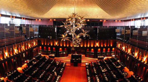Parliament adjourned till tomorrow