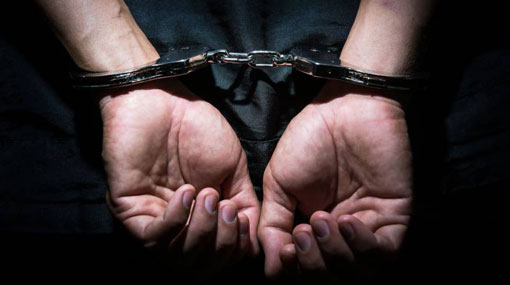 Suspect arrested over attacks on three houses