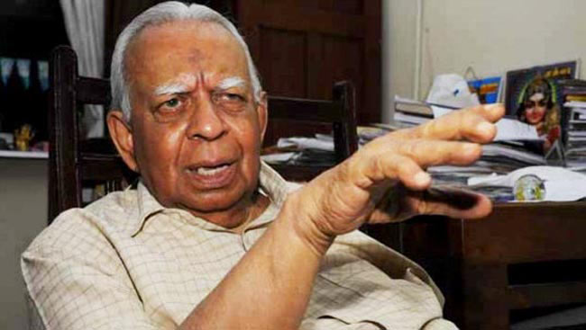 There are two Opposition Leaders – Sampanthan