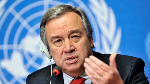 UN chief relieved at resolution of Sri Lanka's political crisis