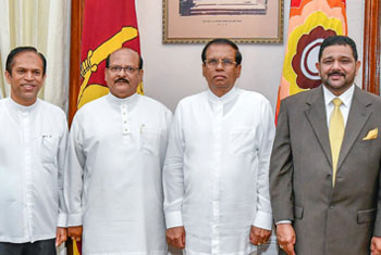 New Governors appointed...