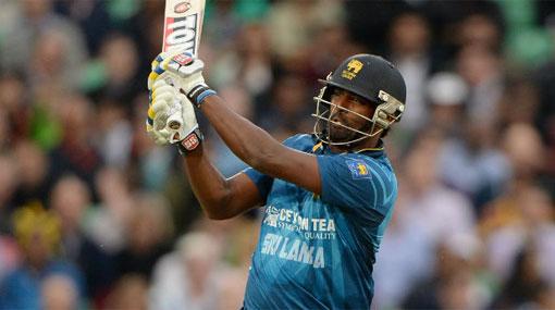 Thisara Perera hits maiden ODI century
