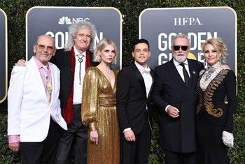 'Bohemian Rhapsody' wins best drama film, best actor at 2019 Golden Globes