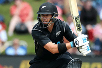 New Zealand beat Sri Lanka in 3rd ODI to sweep series