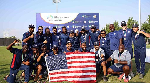 USA Cricket announced as the ICC's 105th member