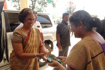 CBK visits Mullaitivu...