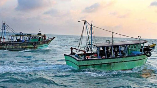 Indian fishermen released by Sri Lanka return home