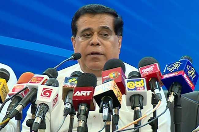 SLFP common candidate is President Sirisena – Nimal Siripala