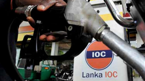 Lanka IOC also reduces fuel prices