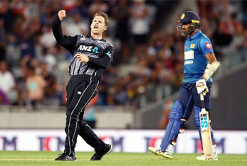 Black Caps complete Sri Lankan series victory with T20 win
