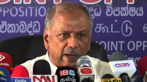 No final decision yet on presidential candidate - Dinesh