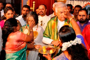 Thai Pongal at Temple Trees…