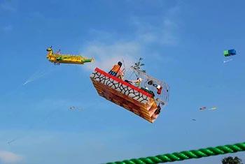 Jaffna Kite Festival…