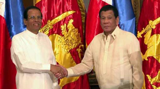 Five MoUs signed between Sri Lanka and Philippines