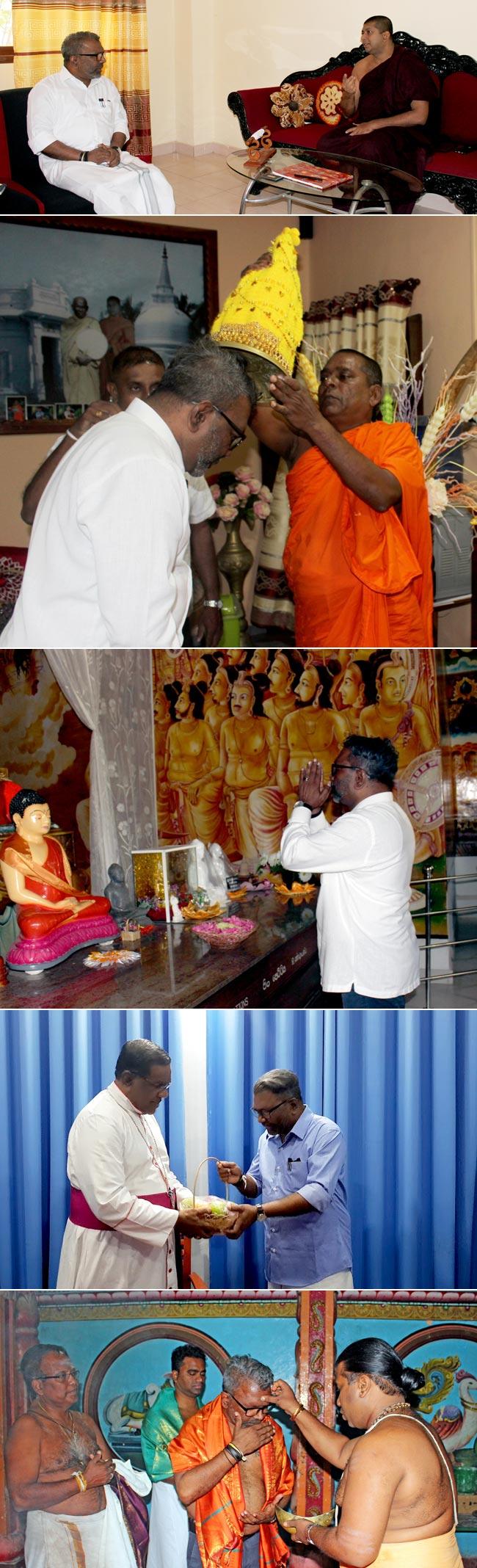 Suren Ragawan is President's best decision – Meegahajandure Wimala Thero