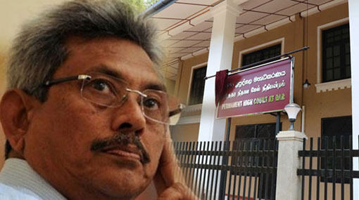 Special HC to hear Gotabaya's case from Jan 22