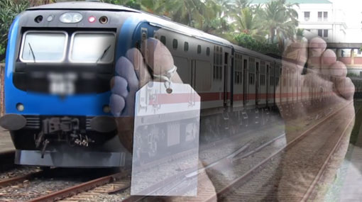 Italian dies after being hit by train in Mt. Lavinia