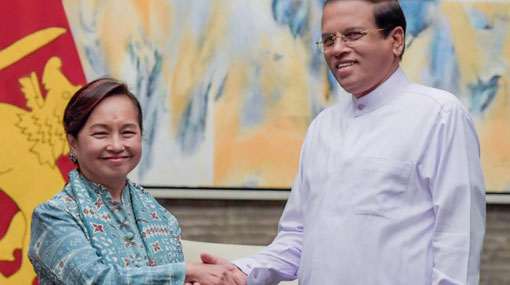 Philippine Speaker assures parliament's support for Sri Lanka