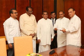 Report on Parliament clashes handed over...