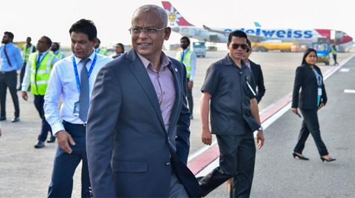 Maldives President to attend Sri Lanka's Independence Day celebrations