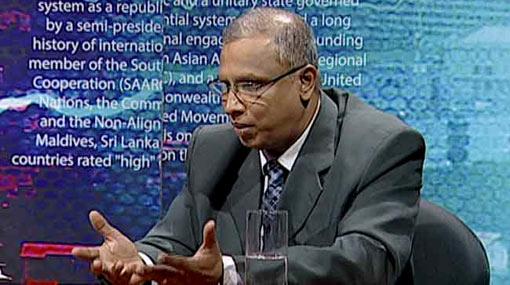 Name of Sri Lanka should be changed – Sumanthiran