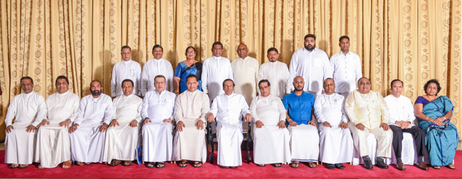 New SLFP District Leaders appointed