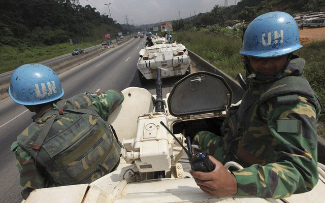 2 killed, 3 injured in IED attack on Sri Lankan peacekeepers in Mali