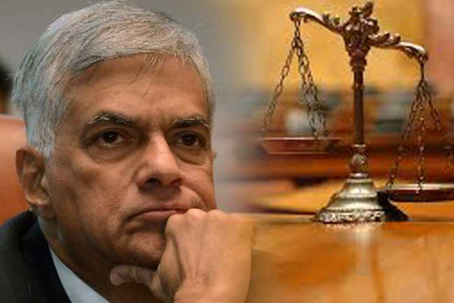 Appeals Court judge recuses herself from hearing petition against Ranil's MP seat