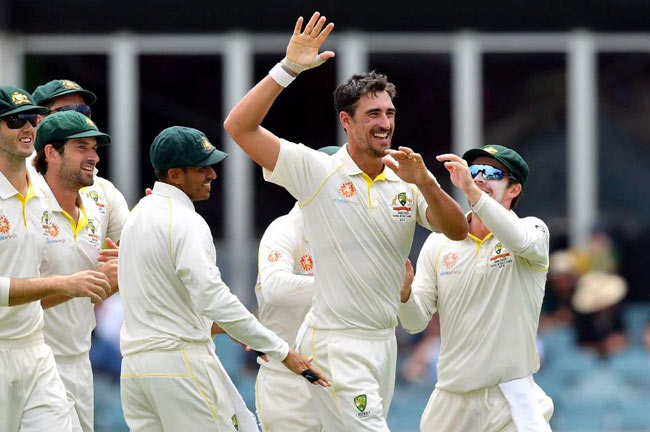 Australia beats Sri Lanka by 366 runs for 2-0 series win