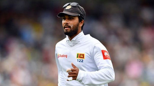 Chandimal left out of Sri Lanka's Test series in South Africa
