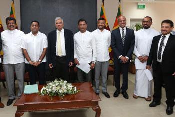 New UNP electoral organizers