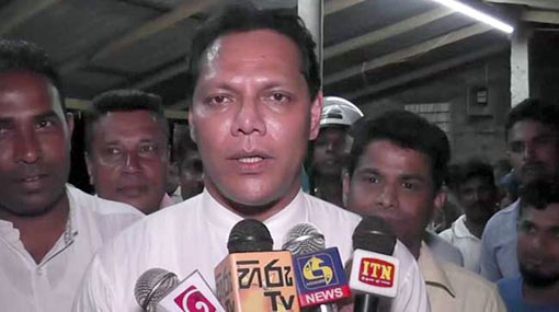 National govt. proposed to solve internal crises of UNP - Dayasiri